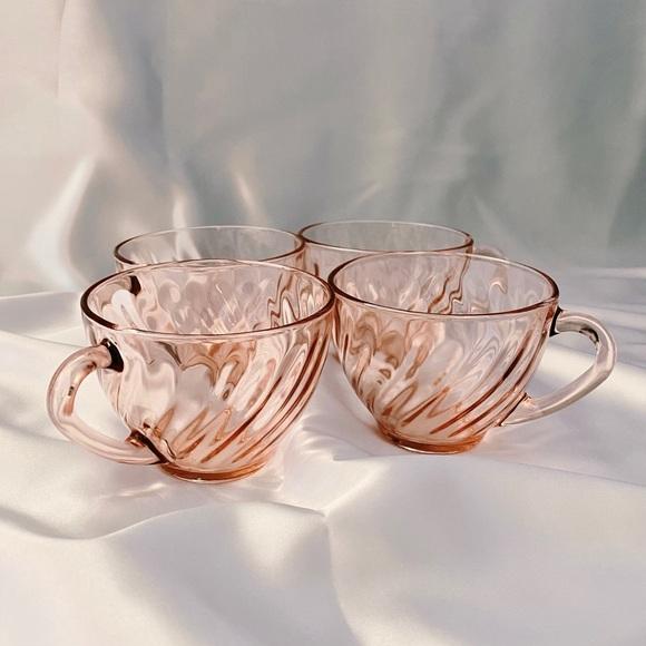 Pink Tea Cups  💕